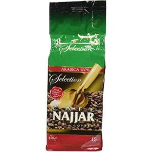 Najjar Ground Coffee w Cardamom