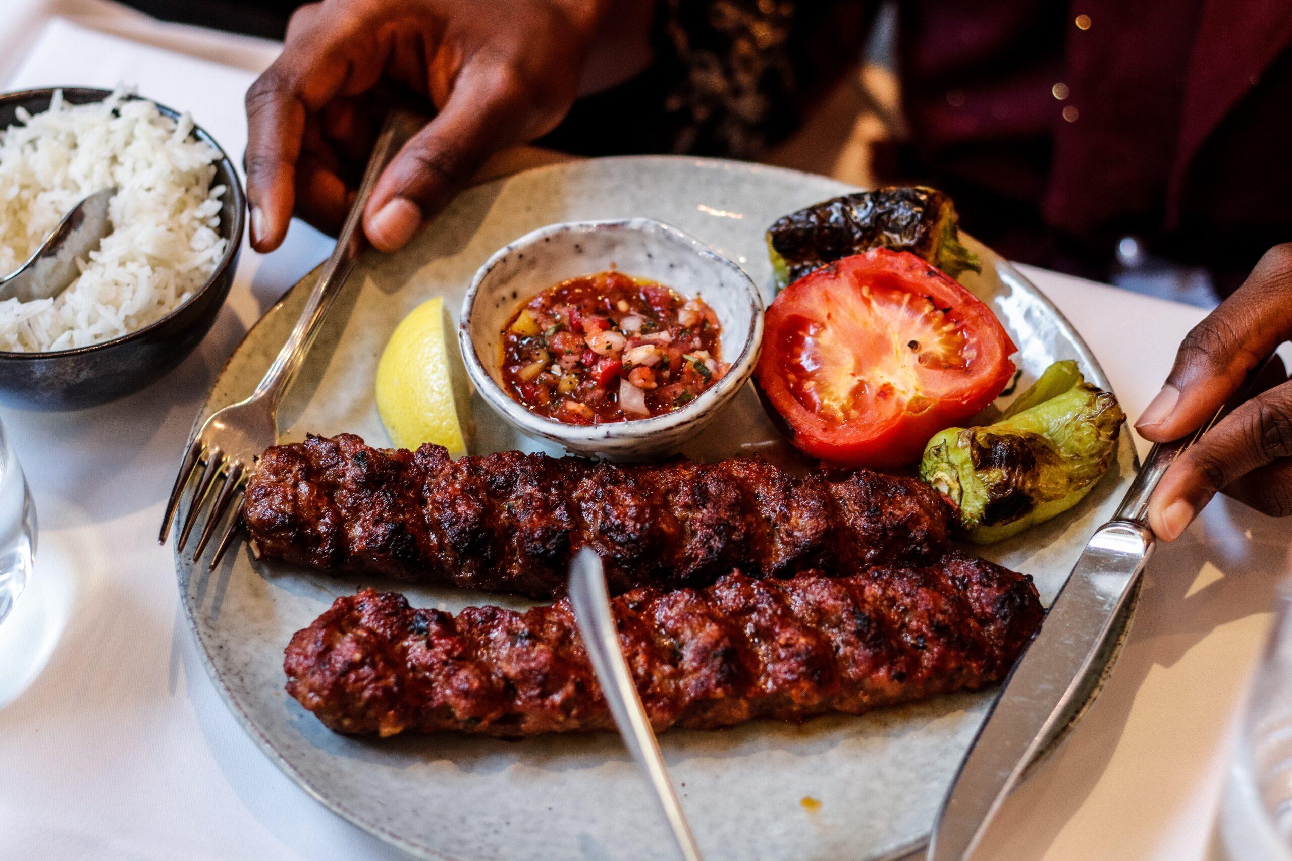 Baraka Lamb & Beef Kefta Kabab