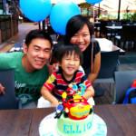HAPPY 3RD BIRTHDAY ELLIOT!