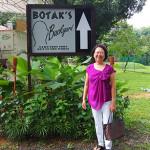MUM'S BIRTHDAY LUNCH @ BOTAK'S BACKYARD