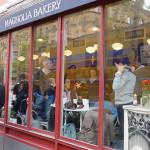 NYC: SUGAR OVERLOAD @ MAGNOLIA CUPCAKES, LEVAIN BAKERY, GROM ICE CREAM