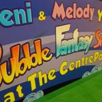 DENI & MELODY YANG'S BUBBLE FANTASY SHOW