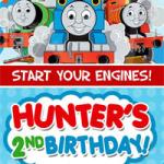 HUNTER'S 2ND BIRTHDAY PARTY