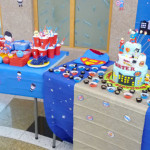 CARTER'S 1ST BIRTHDAY: KICKING OFF THE PARTY