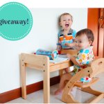 BUONO GIVEAWAY: A Buono desk and chair set from Japan (worth $168)!