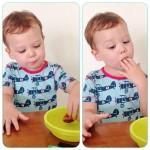 HOMEMADE CHEDDAR (+carrot +apple) BITES