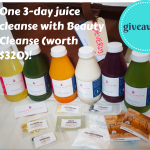 BACK TO THE LAND OF THE LIVING! (+ discount code for Beauty Cleanse)