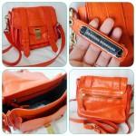 FOR SALE: Proenza Schouler pouch in orange