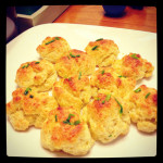 MY RECIPE BOX: Cheddar and chive biscuits