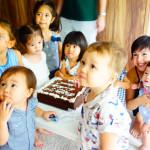 NAOMI'S 3RD BIRTHDAY TEA PARTY