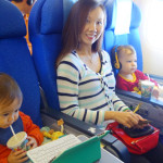 GREECE: travelling with two young kids