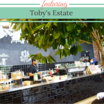 FOOD REVIEW: Toby's Estate