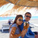 GREECE: it's off to Santorini!