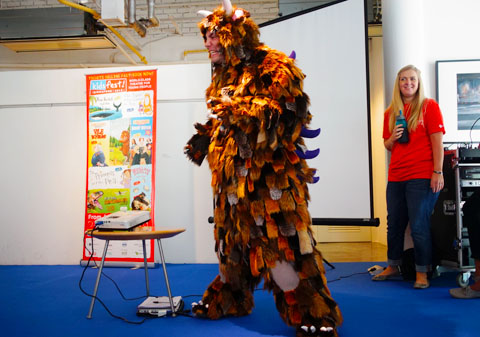 The Gruffalo at KidsFest