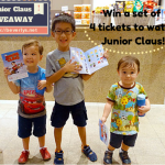 GIVEAWAY: Win a set of 4 tickets to watch Junior Claus!