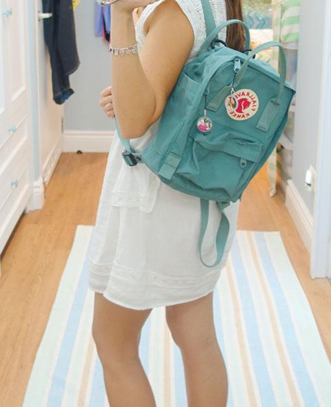 Kanken mini backpacks