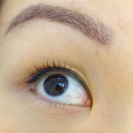 4D EYEBROW CLONING: The 'After' pics at Private Room