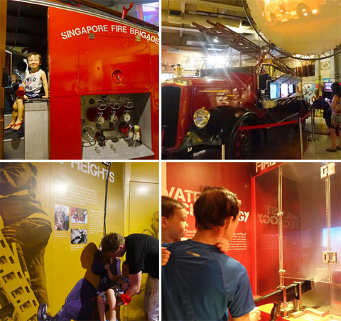 Singapore Central Firestation