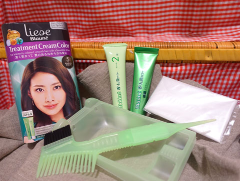 Liese Blauné Treatment Cream Color
