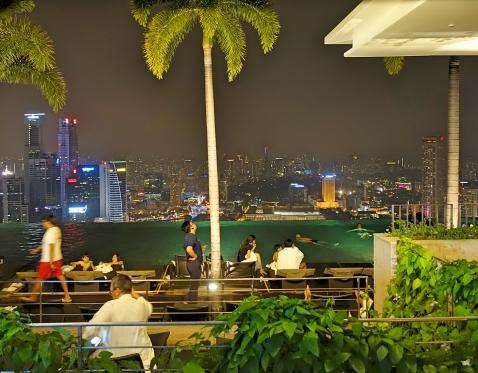 Spago Singapore by Wolfgang Puck
