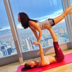 CLARINS #MADETOMEASUREBODY YOGA CLASS COMING ON MAY 28/29
