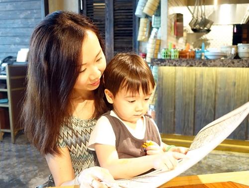 Long Chim at Marina Bay Sands - family and kids brunch