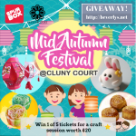 GIVEAWAY: WIN CRAFT ACTIVITIES WITH SPURBOX @ CLUNY COURT
