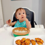 BABY LED WEANING: CHLOE AT 12 MONTHS