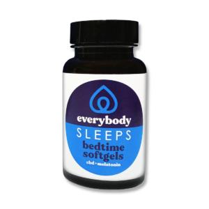 Everybody Sleeps Bedtime CBD with Melatonin