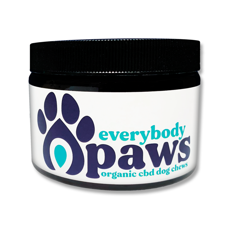 Everybody Paws Organic CBD Pet Treats