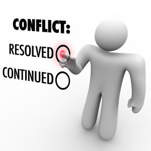 Conflict Resolution Definition