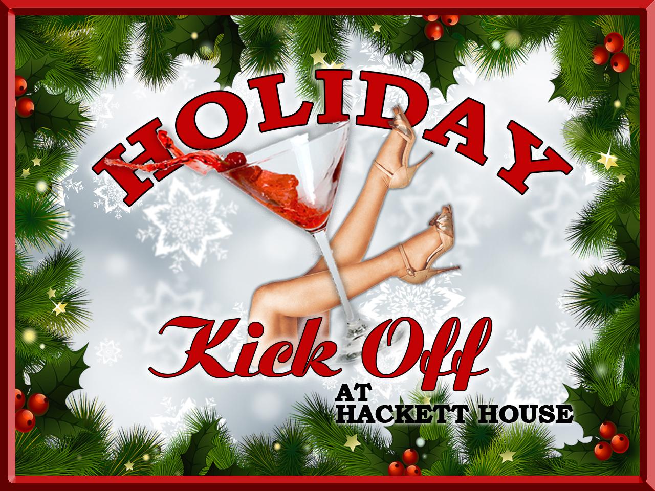 A Holiday Kickoff