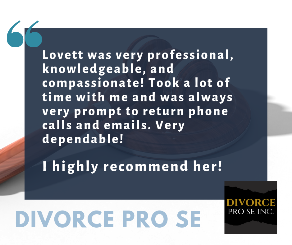 Divorce Pro Se Review - We cost less than a divorce attorney
