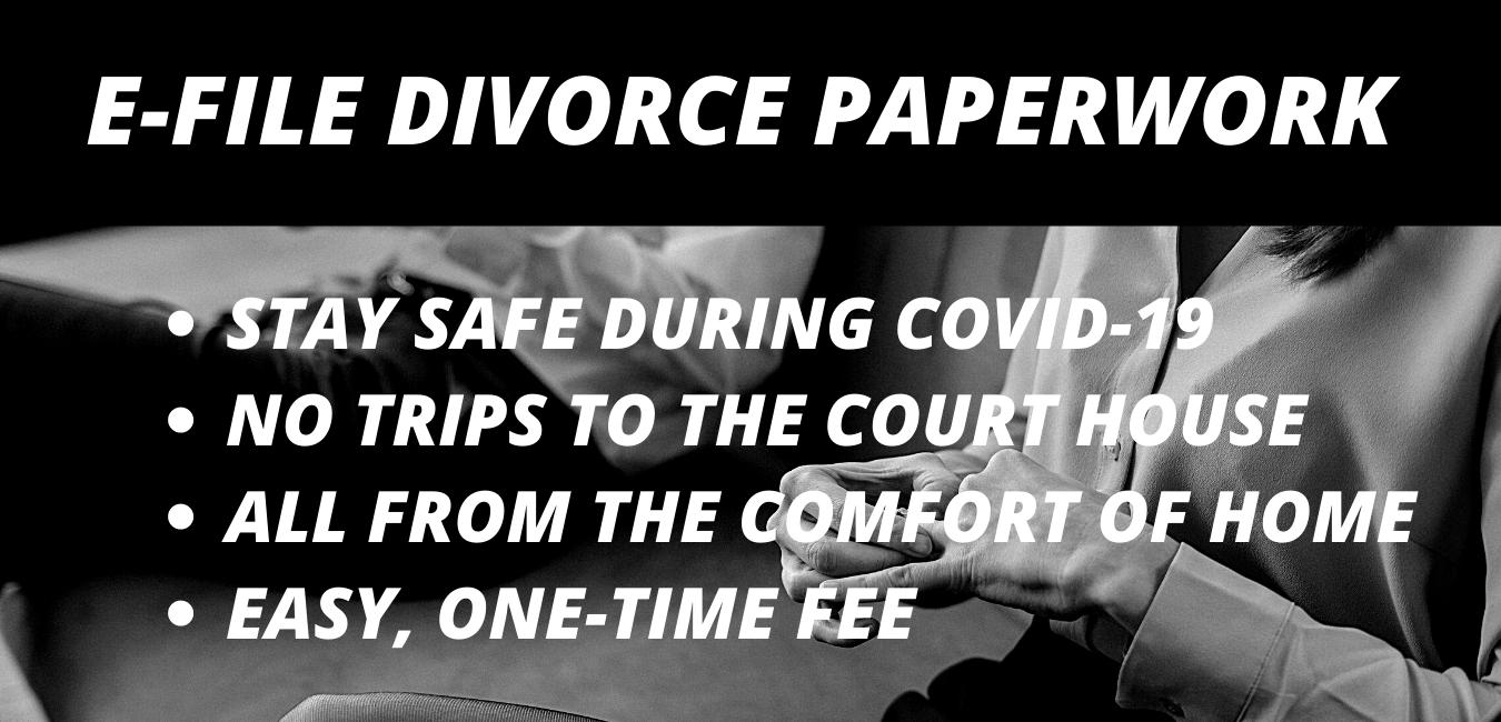 E-File your WI divorce paperwork with divorce pro se