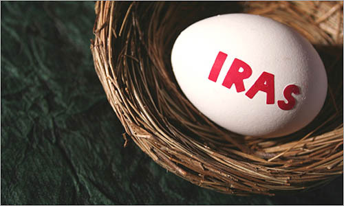 Mixing Annuities and IRAs