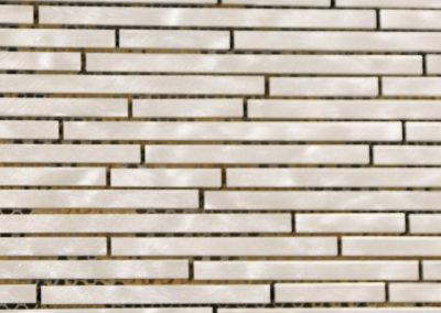 Aluminum Mini Muretto Mosaic