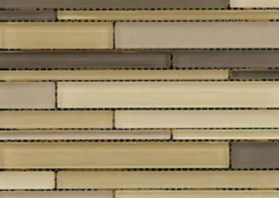"""Crystal Stix Random Linear 12""""x12"""" Mosaic"""