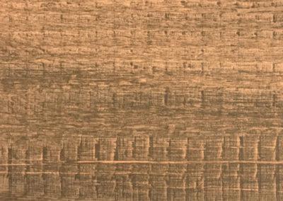 Zebra Wood Tile in Walnut