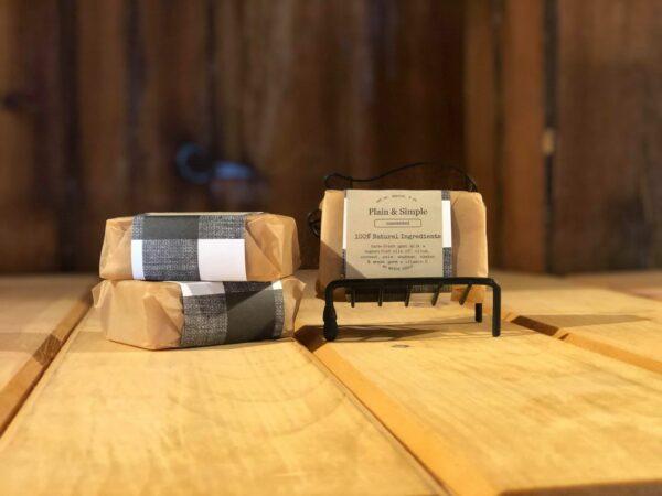 Plain & Simple Soap