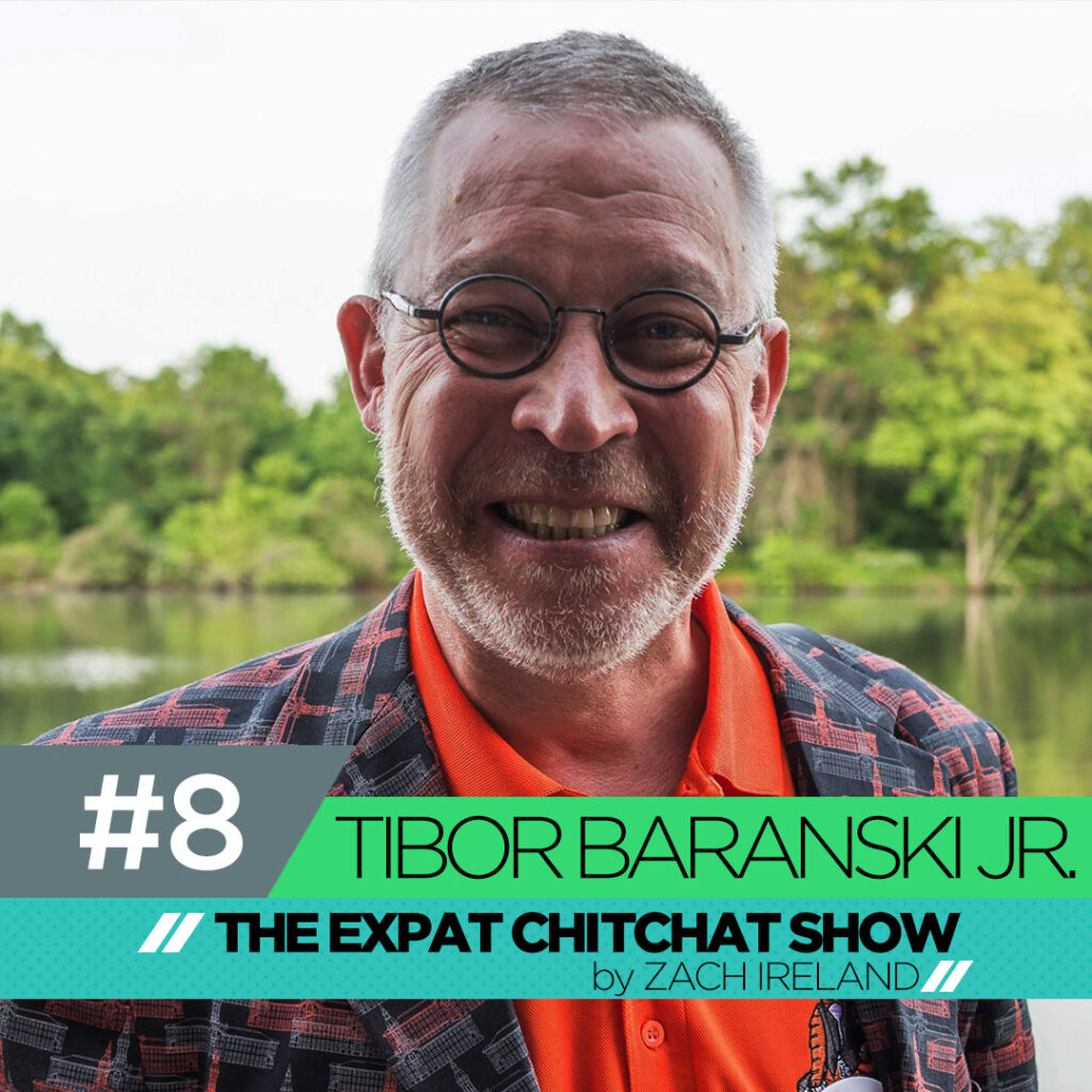 TIbor Baranski Jr.