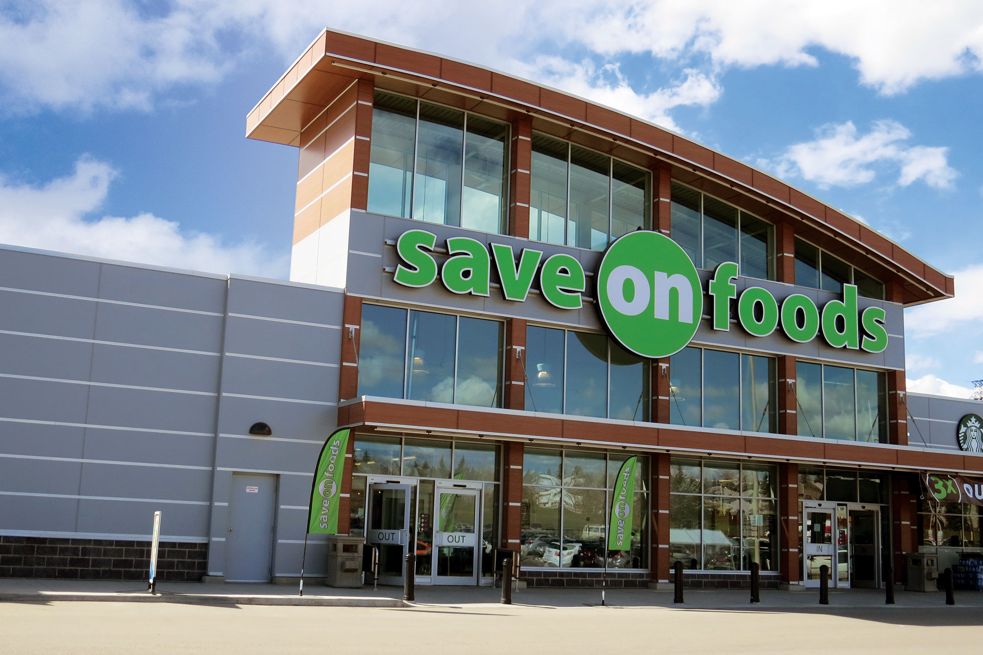 Quick Panel Systems Save On Foods