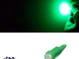 Ampolleta T5 Led Verde