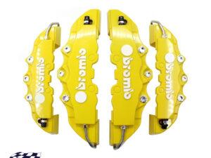 Cubre Calipers Amarillos