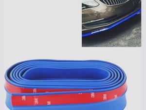 Lip Spoiler Parachoques Azul