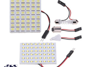 Placa 48 Led Luz Interior