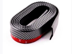 Lip Spoilers Parachoque diseño Fibra de Carbono
