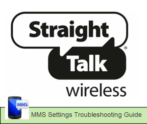 Straight talk mms not working