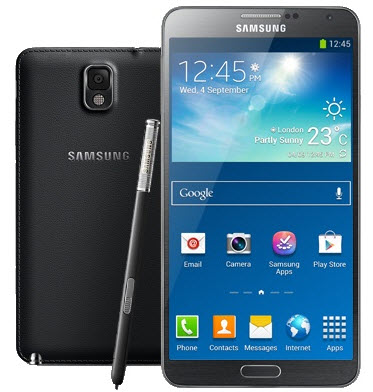 Samsung Note 3 Apn Settings
