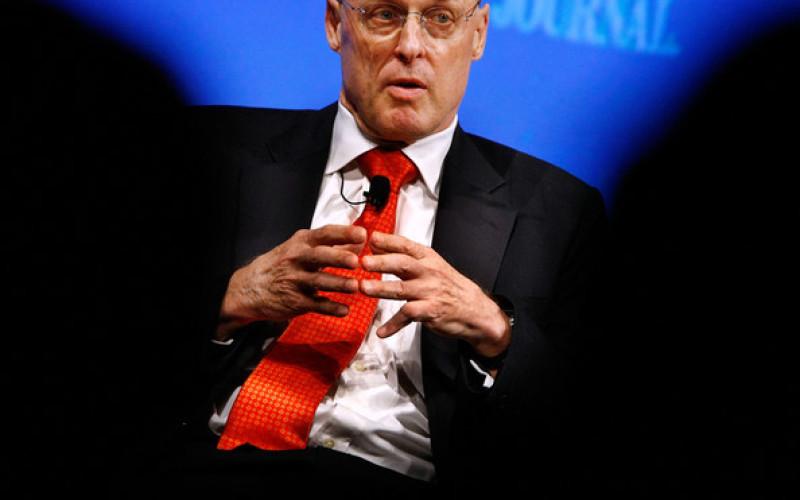 Paulson's Closed-Door Wall Street Bailout Threats Revealed