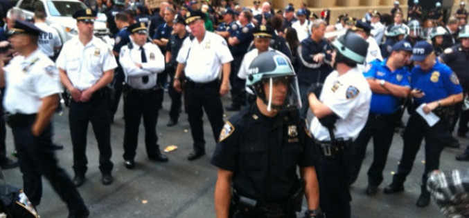 Mass Arrests In NYC As OWS Movement Marks One Year (PHOTOS, VIDEO)